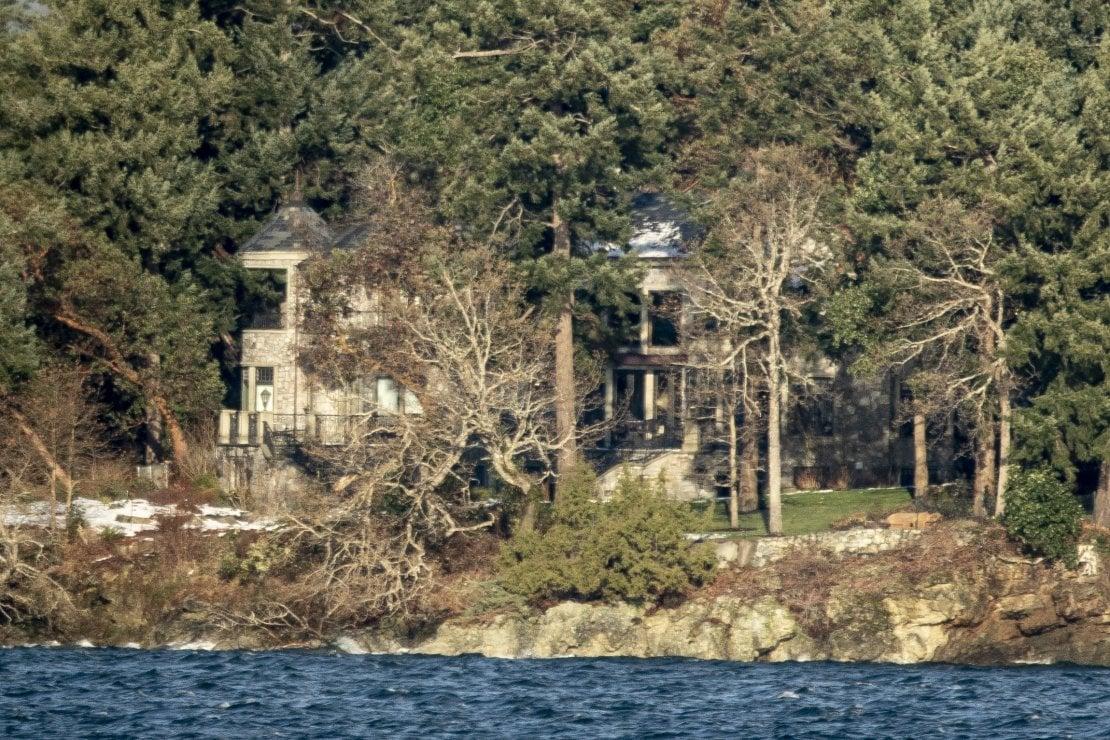 La villa sull'isola di Vancouver dove risiedono Meghan ed Harry con il loro Archie