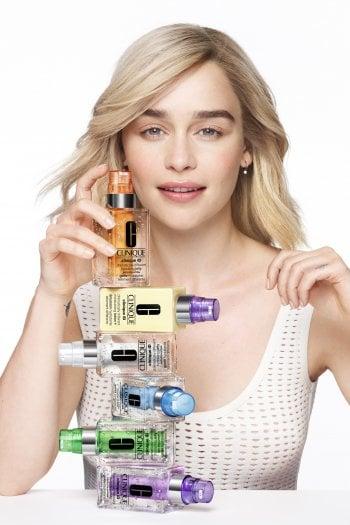Emilia Clarke, Global Brand Ambassador per Clinique
