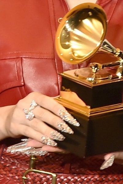 Le nail art viste ai Grammy cui tutte (o quasi) vorranno ispirarsi