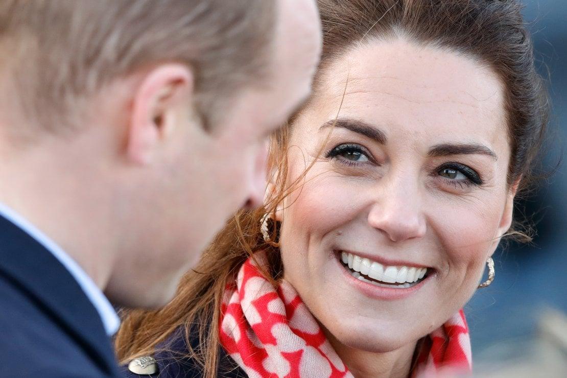 Se il Principe William rivolge una bellissima dedica d'amore a Kate