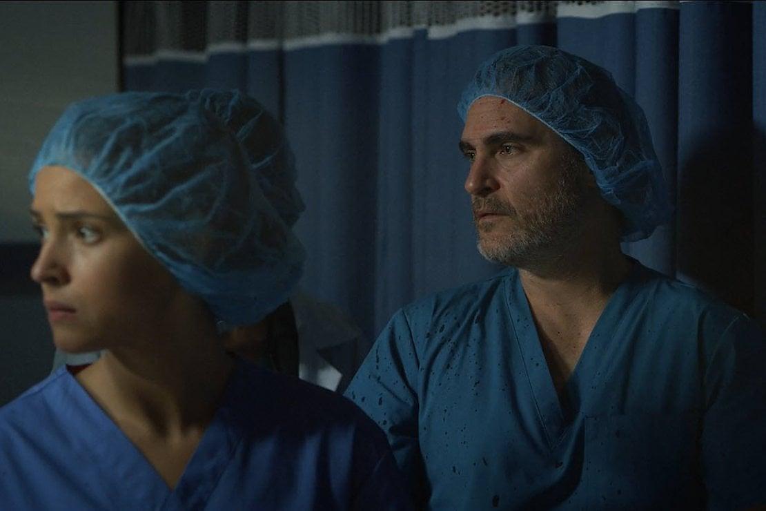 Joaquin Phoenix e Rosario Dawson ''Guardiani della Vita'', il paziente da salvare è il nostro Pianeta