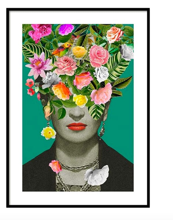 Quadro-stampa, Frida, Desenio