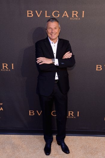 Jean-Christophe Babin, CEO Bulgari