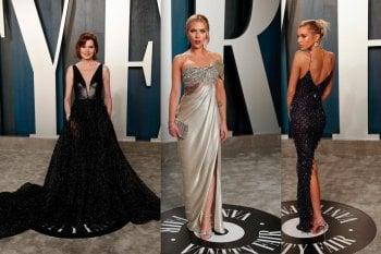 Oscar 2020: le pagelle agli abiti delle celebs del Vanity Fair party