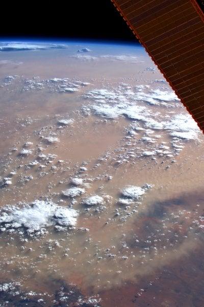 Viaggio nello spazio con Luca Parmitano. Le foto della missione