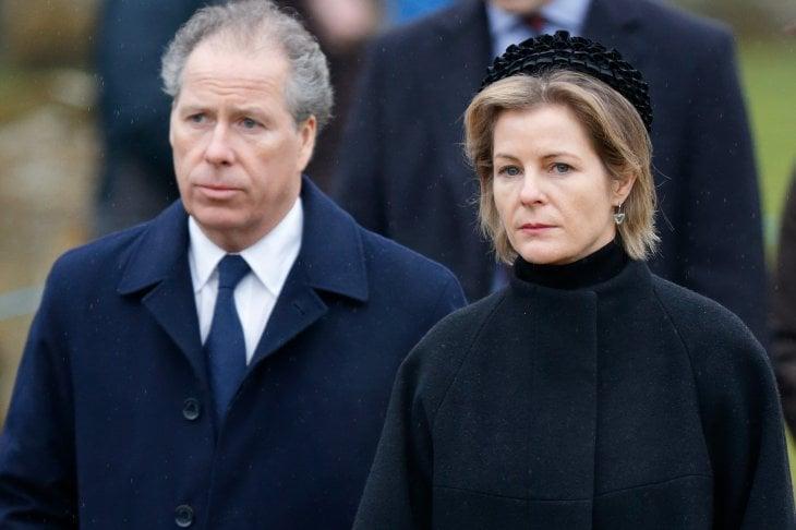 Un altro nipote della regina annuncia il divorzio: David, figlio della principessa Margaret