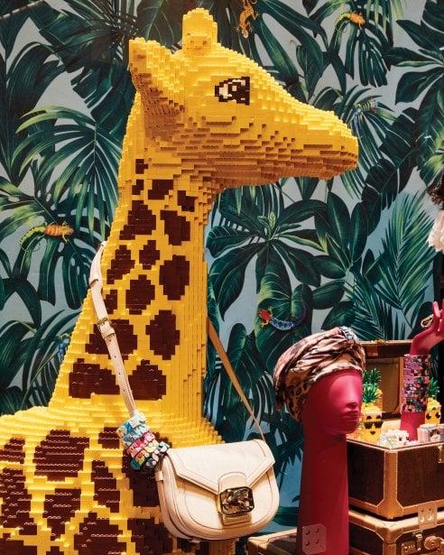 Etro e Lego aprono un'isola dei pirati a Milano