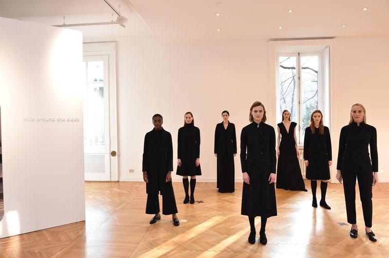 Mila Schön: Around the clock