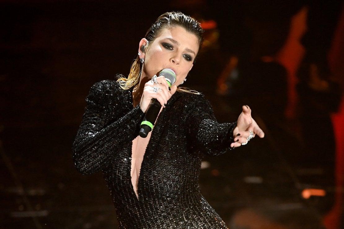 Emma Marrone al Festival di Sanremo