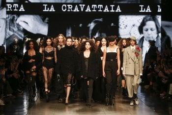 Dolce&Gabbana: potere alla sartorialità