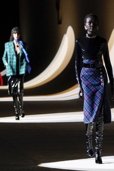 Saint Laurent: l'eleganza anti-borghese di Anthony Vaccarello