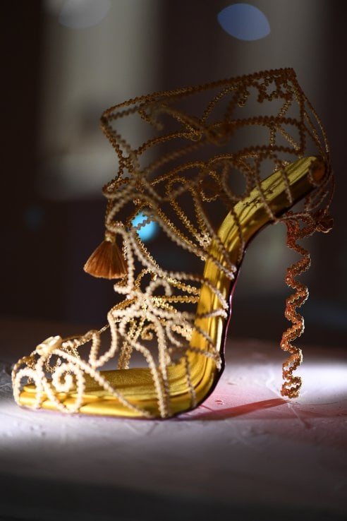 Christian Louboutin, l'Exhibition[iste] in mostra a Parigi
