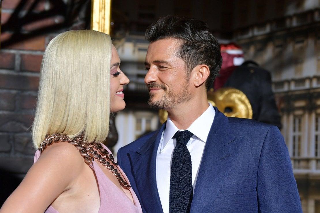 Katy Perry aspetta un figlio da Orlando Bloom
