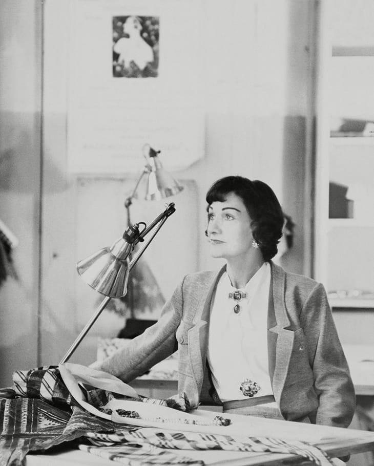 1954 Coco Chanel
