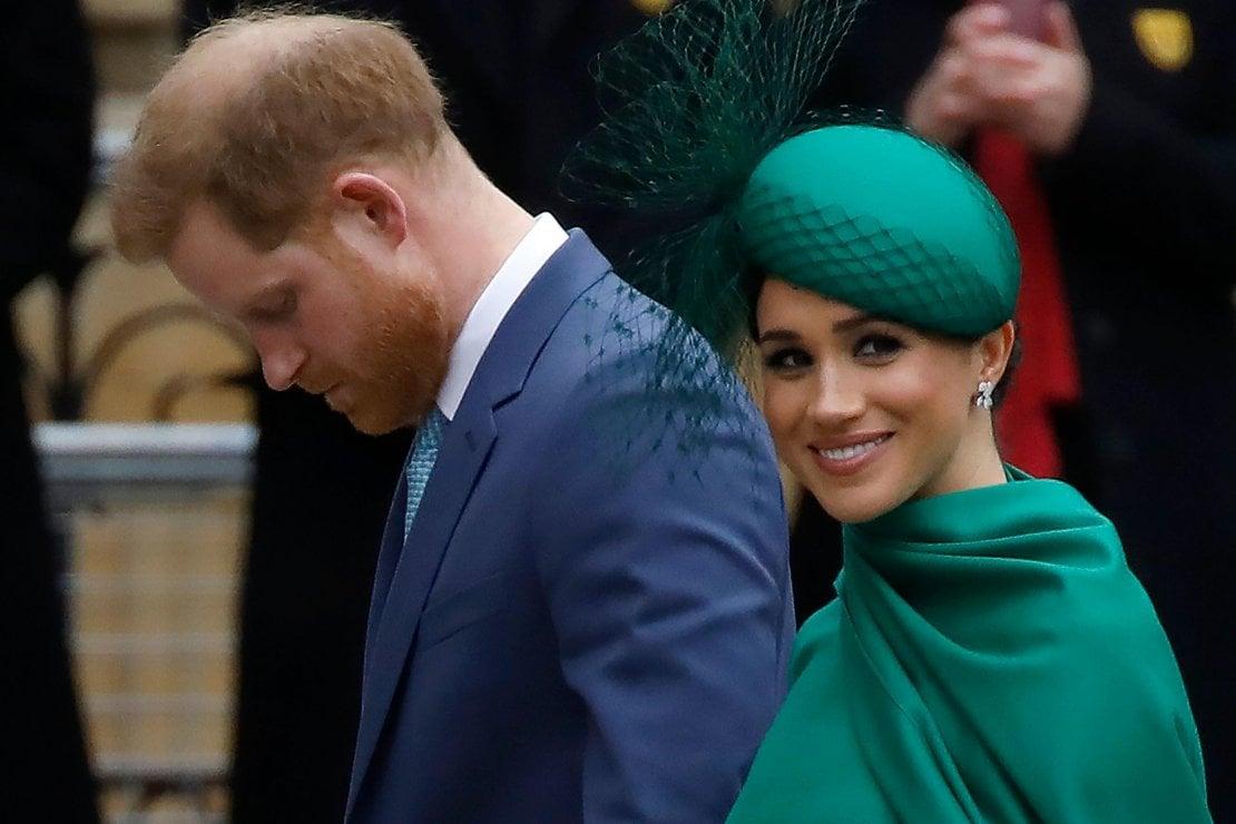 Ultimo impegno da reali per Meghan Markle ed Harry: a Westminster con Kate e William