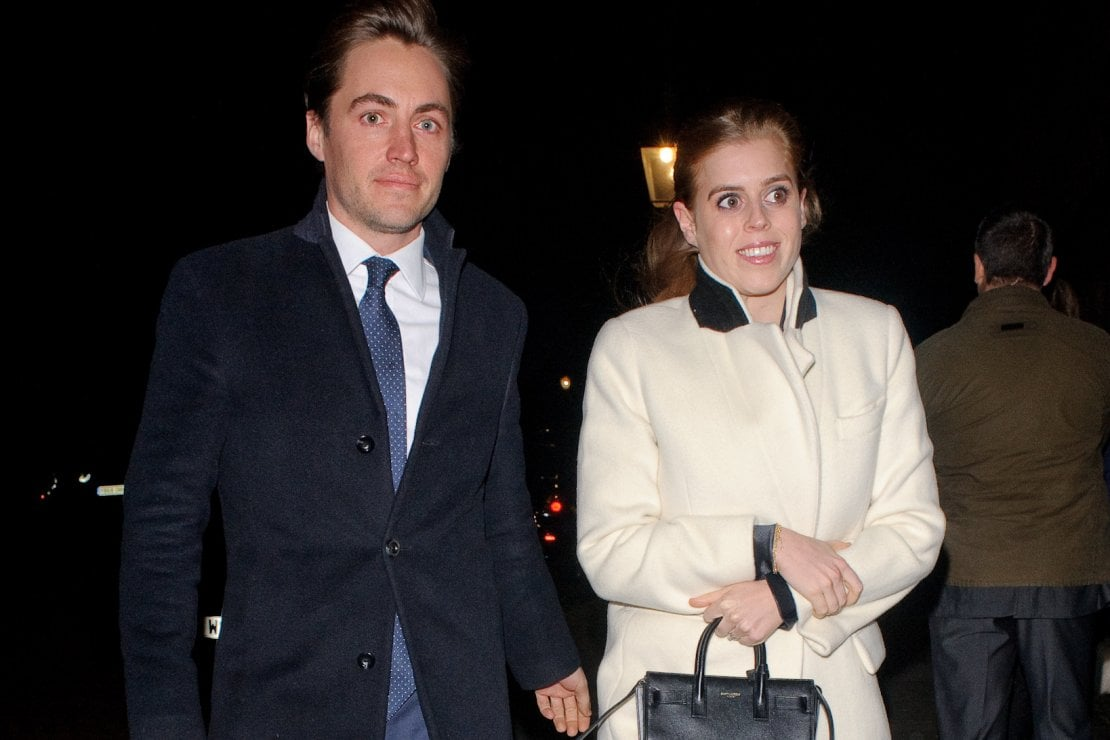 Il royal wedding della principessa Beatrice rimandato a causa del coronavirus?