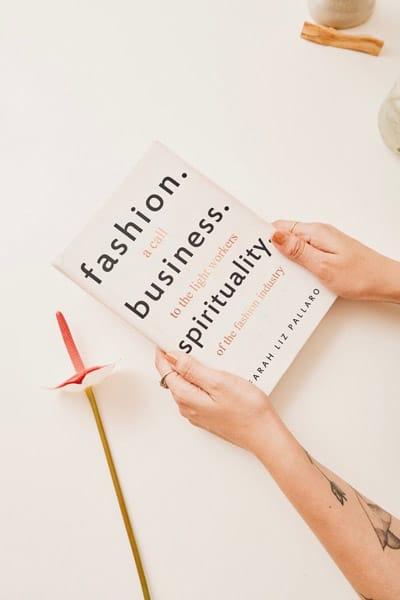 Fashion. Business. Spirituality.