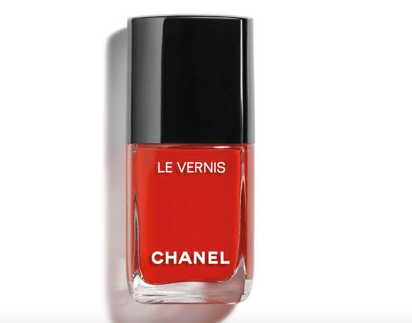 Smalto in una gradazione orange, Chanel