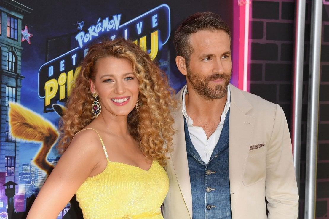 Blake Lively e Ryan Reynolds: un milione di dollari per aiutare anziani e famiglie povere contro l'emergenza coronavirus