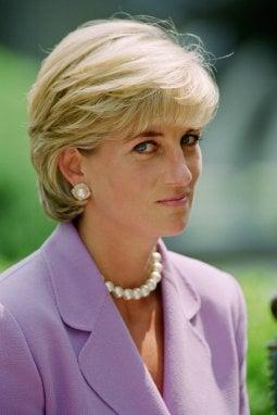 Lady Diana nel giugno 1997, poco prima di morire