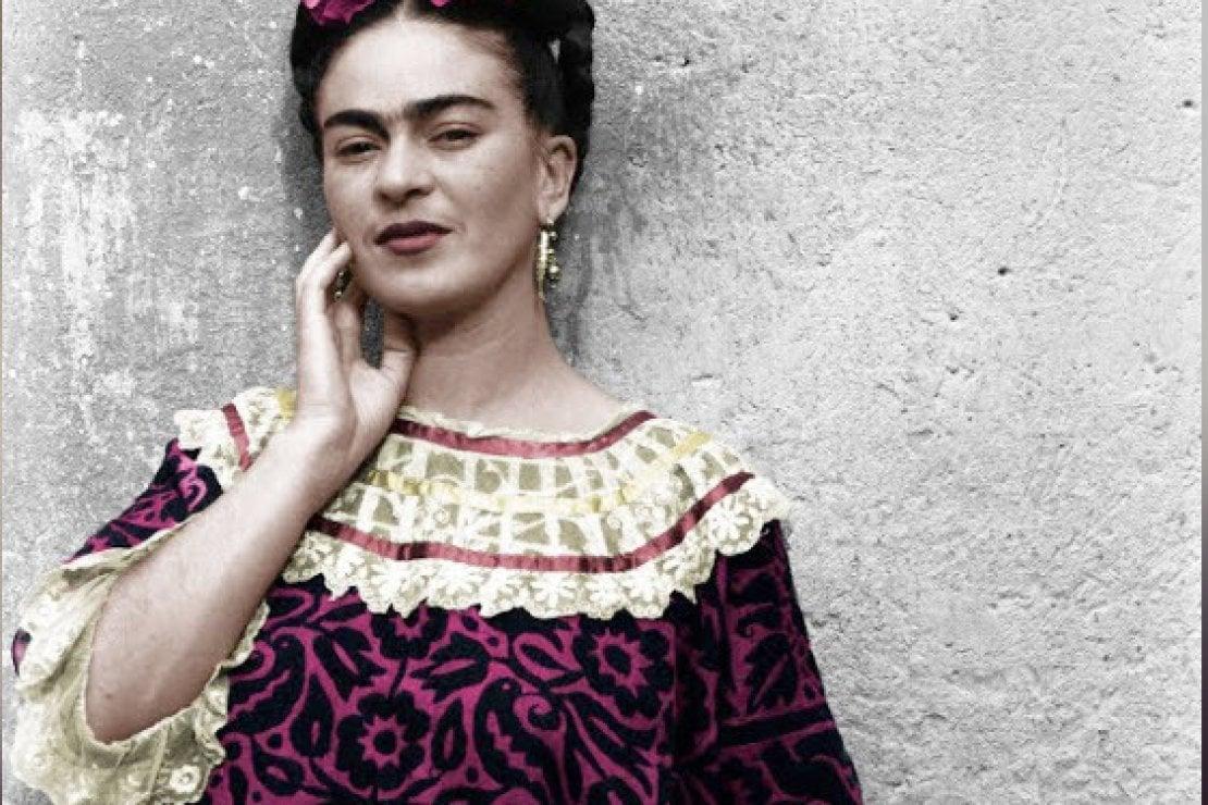 Riscoprire Frida Kahlo, ma senza uscire di casa: la mostra digitale di Google Arts con più di 800 opere