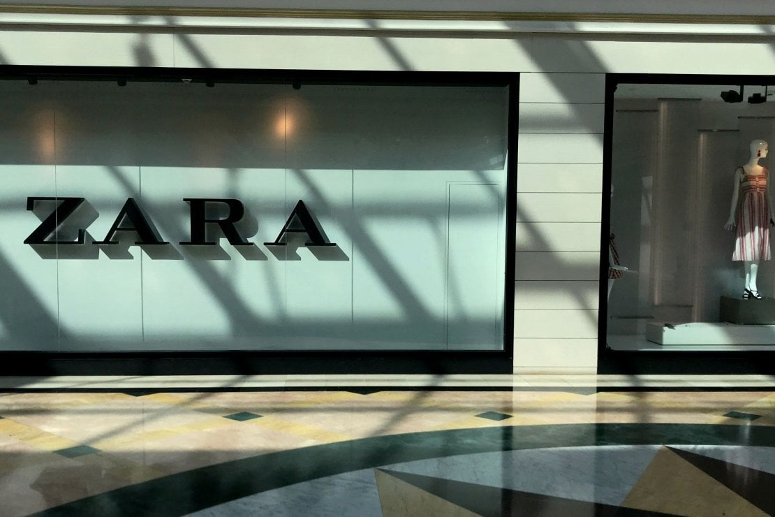 Zara produrrà camici protettivi per combattere il Coronavirus