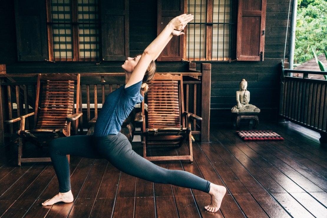 Meditazione e yoga ci aiutano a essere più belle