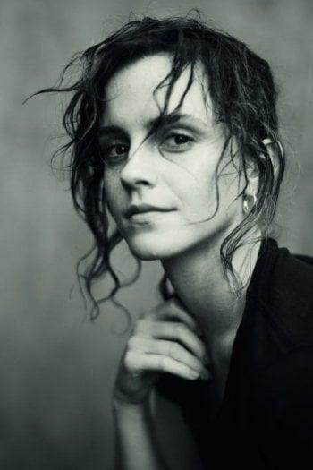 Emma Watson in uno scatto di Paolo Rovers del Calendario Pirelli 2020