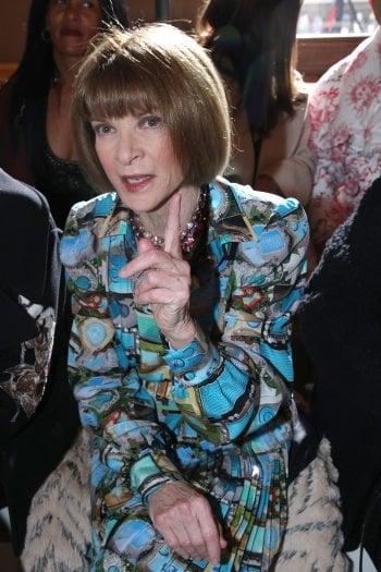 Anna Wintour: un fondo per aiutare il settore moda a riprendersi dall'emergenza coronavirus