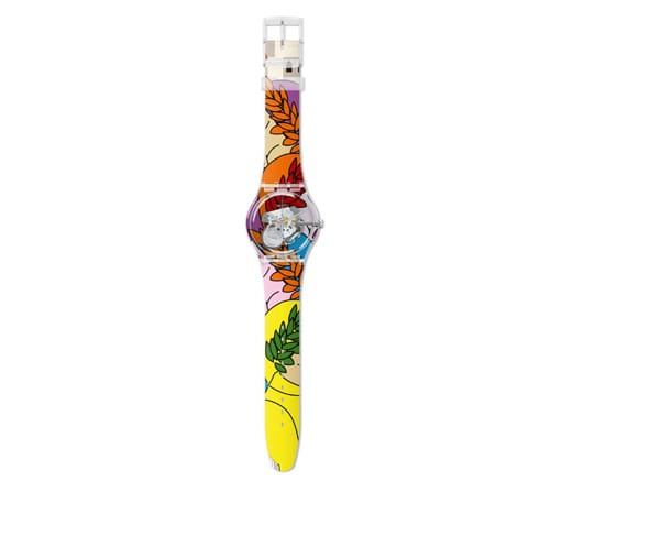 Orologio Swatch X You Dante è disponibile online dal 25 Marzo 2020