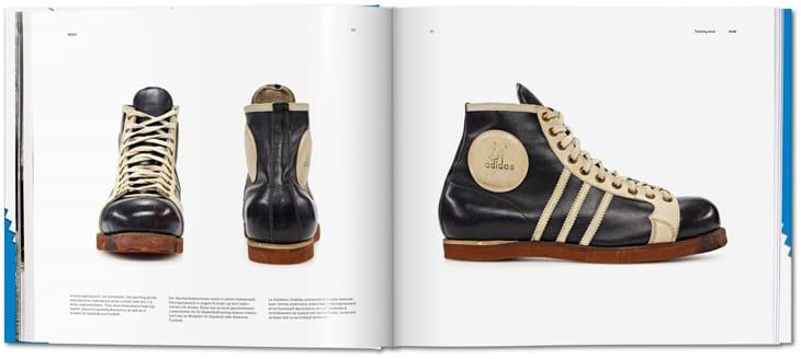 The Adidas Archive, il primo libro fotografico sulla storia