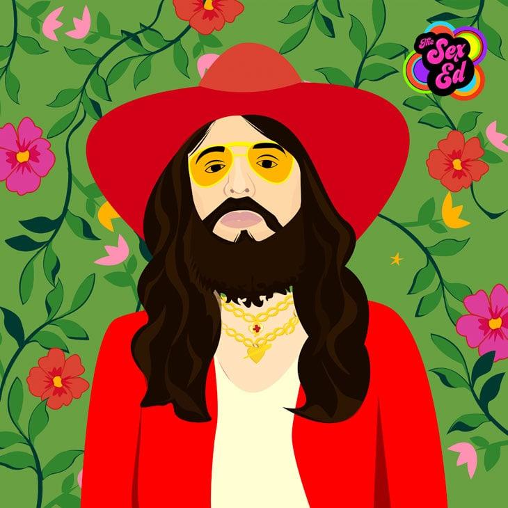 Courtesy The Sex Ed, illustrazione di Mia Coleman