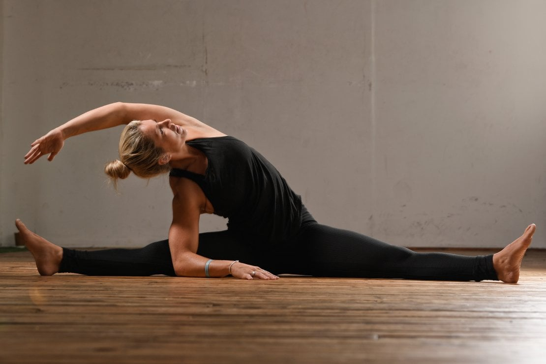 Diretta Instagram: venerdì 17 aprile fai yoga insieme a noi e a Lucrezia Montrone