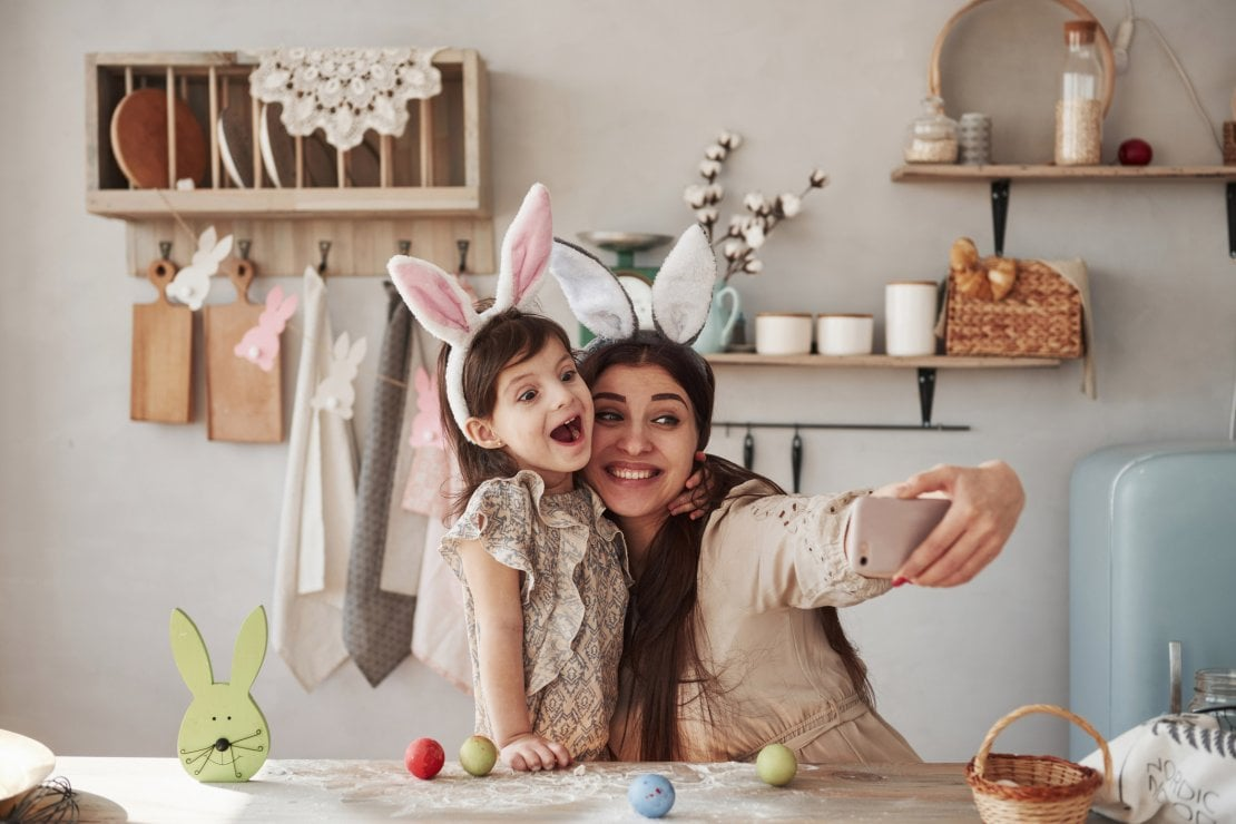 Pranzo di Pasqua a distanza: sentirsi assieme è possibile