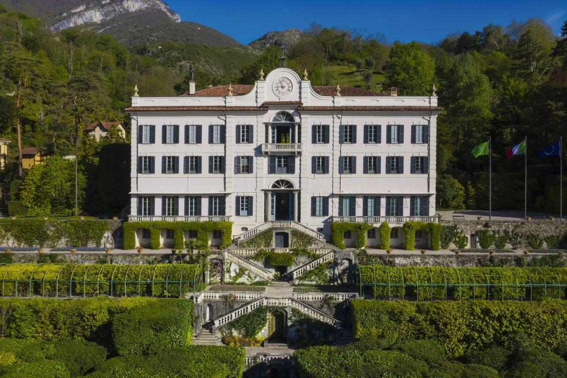 Sul lago di Como, Villa Carlotta apre le porte di museo e giardini per un tour virtuale