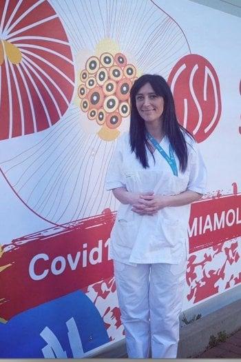 Beatrice Bertini dell'ospedale San Raffaele (foto suo Ig)