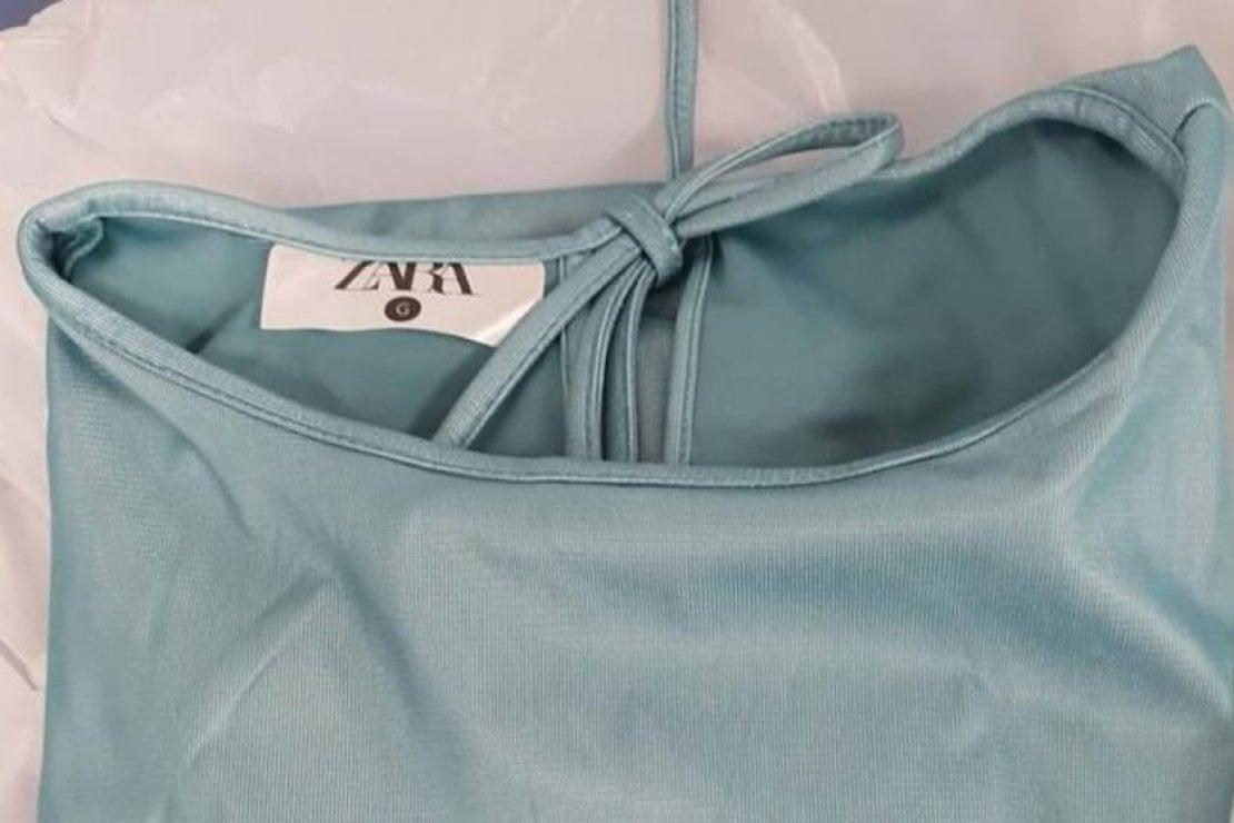 Ecco i camici inviati da Zara al personale sanitario spagnolo
