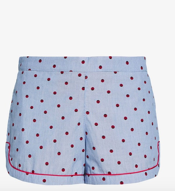 Short pigiama, Etam