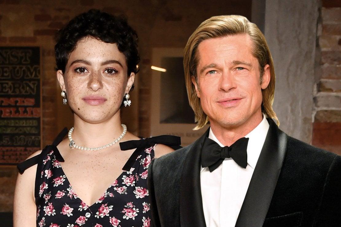 Brad Pitt e Alia Shawkat, compleanno insieme in quarantena per la nuova coppia