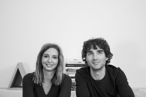 Elisa Maria Pegorin e Nicola Tuan, foto di Joana Nunes