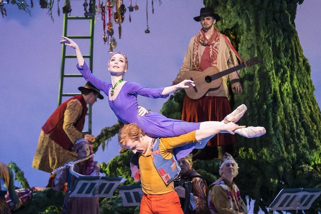 Da Covent Garden a casa tua, la Royal Opera House trasmette in streaming opere e balletti più belli