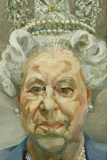 Royal Collection Trust 2017 @ The Lucian Freud Archive