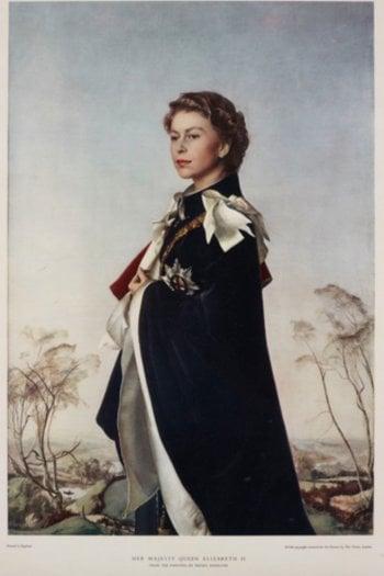 La regina è un'opera d'arte: Elisabetta II ''musa'' degli artisti