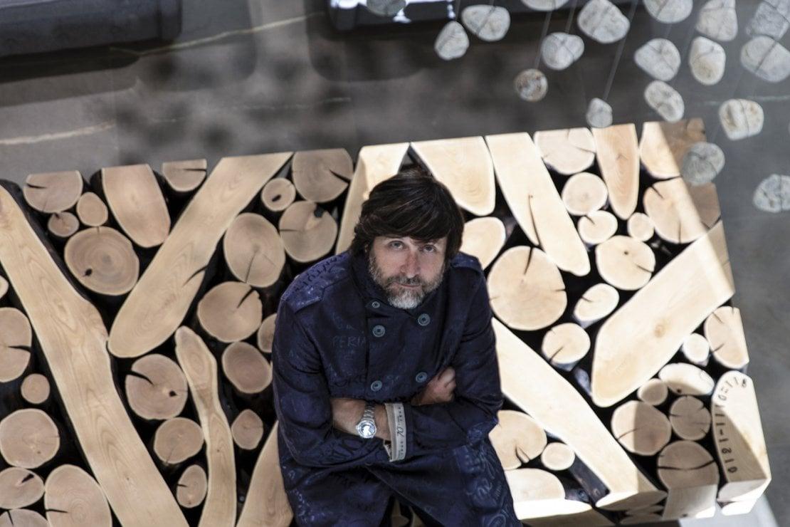 Claudio Marenzi, 58 anni, ad di Herno e presidente di Pitti e Confindustria Moda