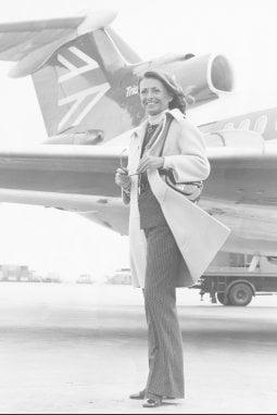 Irene Galitzine nel 1972