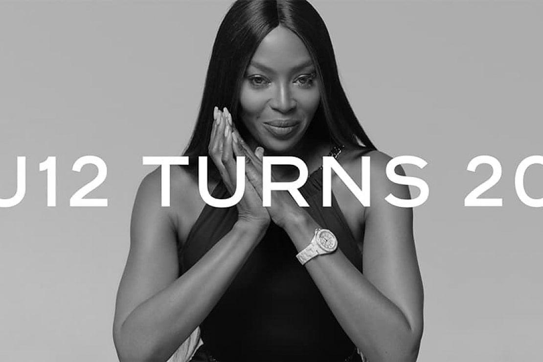 Naomi Campbell, musa di Chanel J12: 20 anni non sono abbastanza per cambiare il mondo