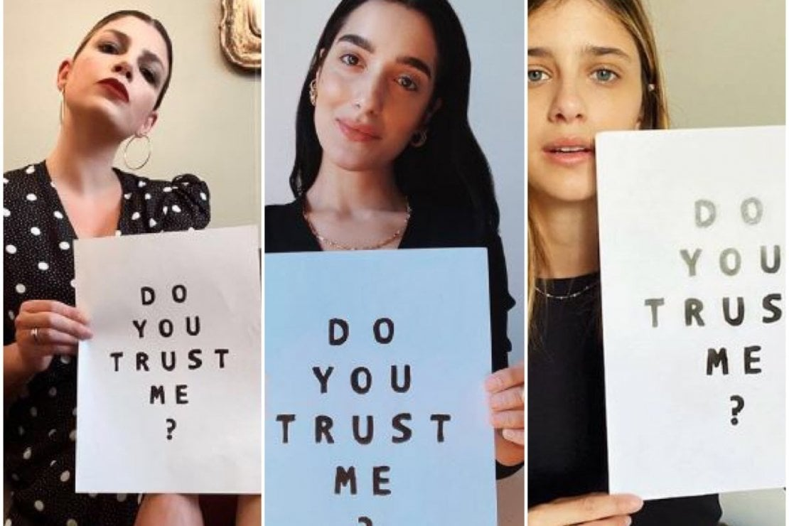 Cos'è Do you trust me?, il nuovo progetto di Nico Vascellari