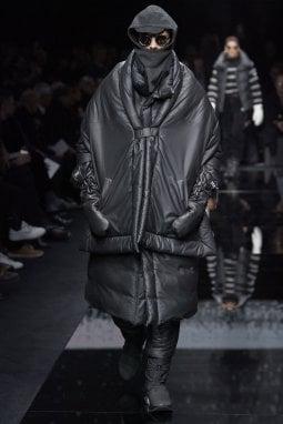 La collezione uomo a/i 2020 di Giorgio Armani