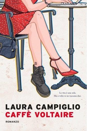 Caffè Voltaire, Laura Campiglio, Mondadori