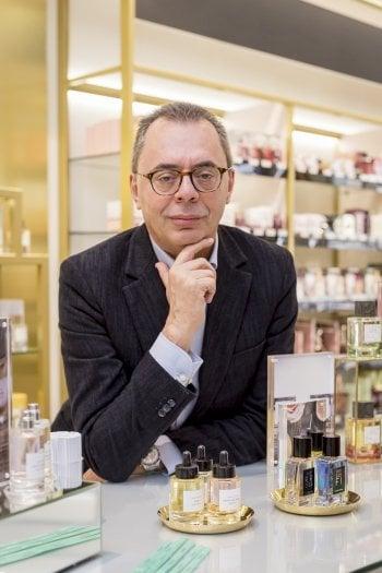 Fabio Pampani CEO Douglas Italia